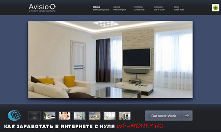 Avisio | Премиум тема WordPress